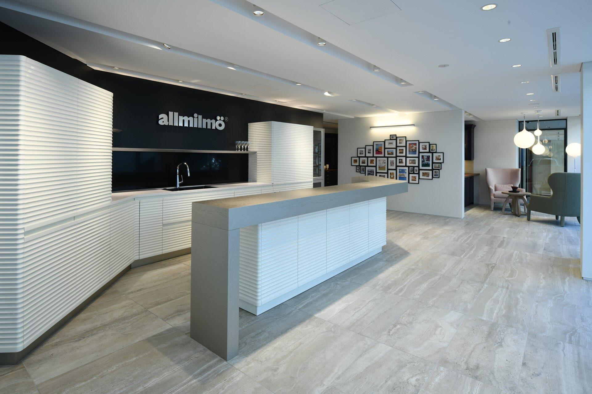 ドイツ製高級システムキッチン「allmilmö(アルミルモ)」